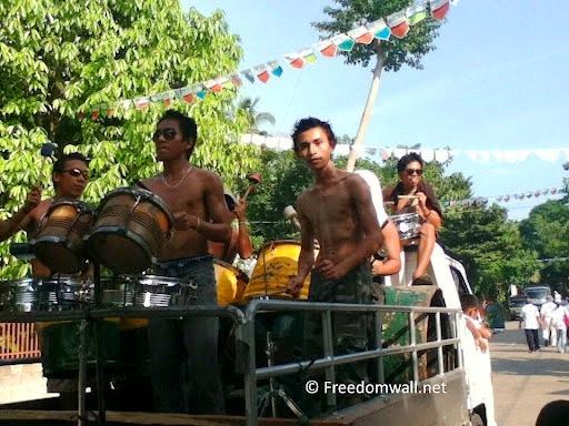 Bonawon's Palaran Festival 2011 Bands