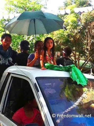 Bonawon's Palaran Festival 2011 Muyta