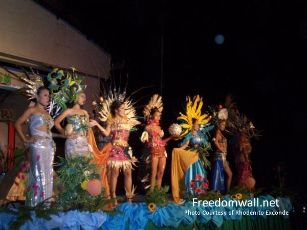 Palaran Festival Beauty pageant