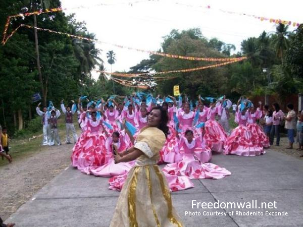 Bonawon Palaran Festival street dance competition