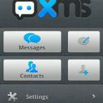 eBuddy XMS: A Multi-platform, BBM-like Messenger