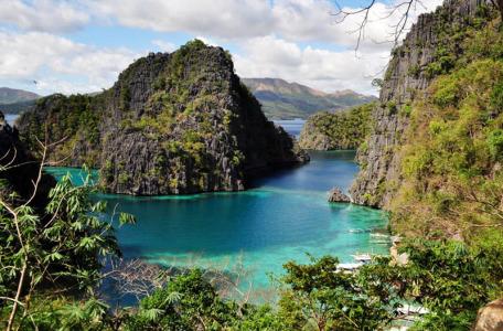 Cayangan (Kayangan) Lake Coron Palawan