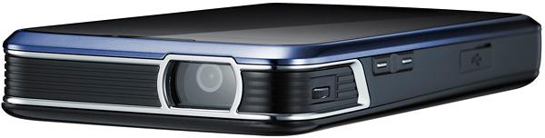 samsung galaxy with beam projector