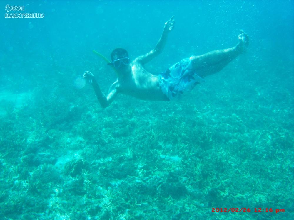 Underwater Shot Ian Limpangog