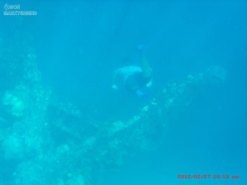 Bahul Island Coron Shipwreck