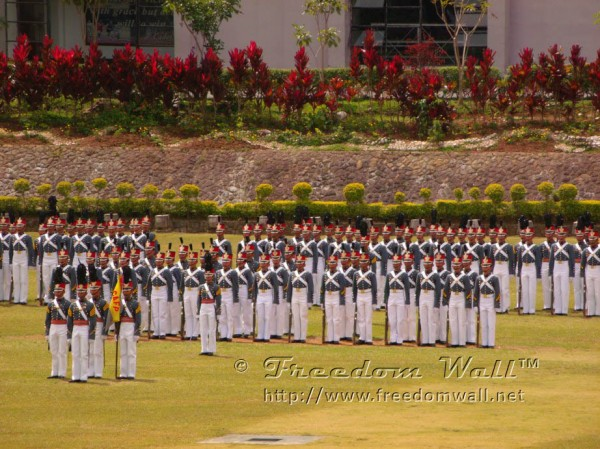PMA Class of 2012 Assembly