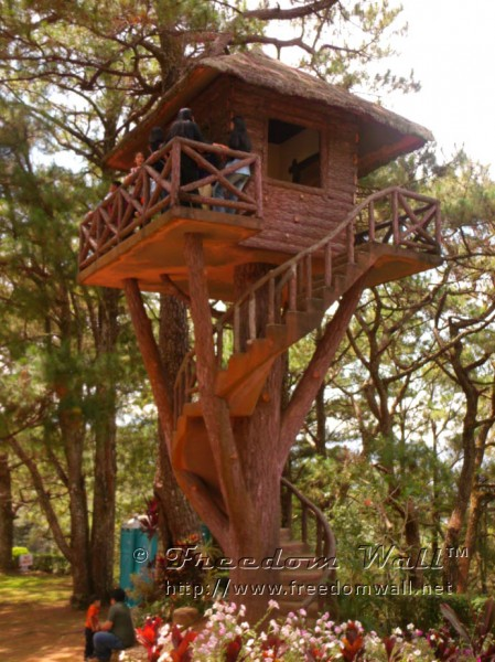 Tree House at Port del Pilar