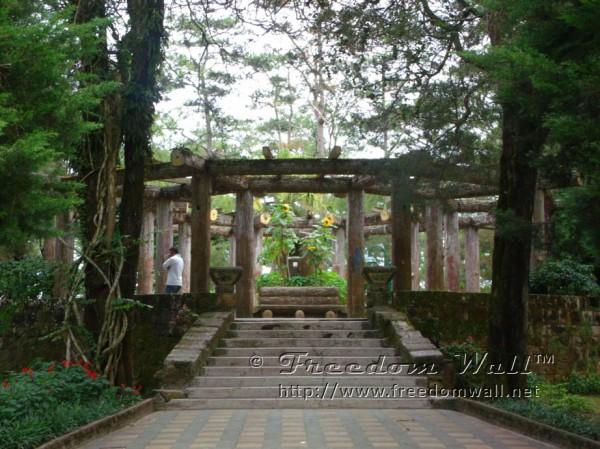 Wright Park Garden
