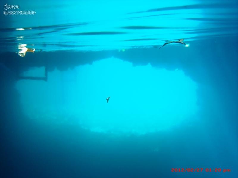 twin lagoon underwater gateway