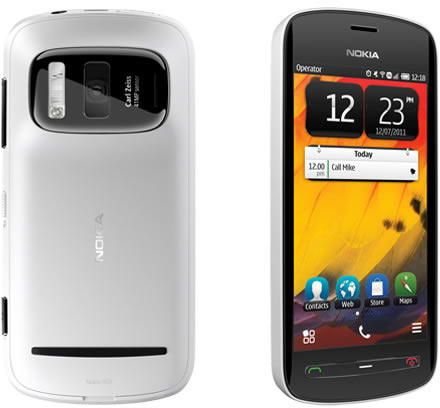 41-megapixel camera nokia 808 pureview new