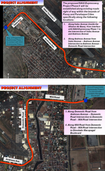 NAIA Expressway Phase II