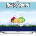 Play Angry Birds without 'Touching' on Samsung Smart TVs