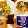 "Spicy and ""Shrimpy"" Munch at Bubba Gump"