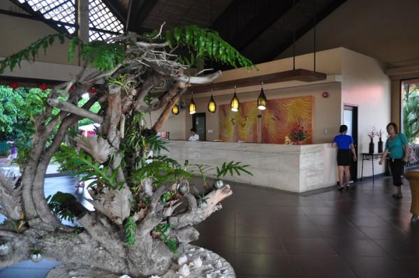 Alta Vista Boracay open-air reception