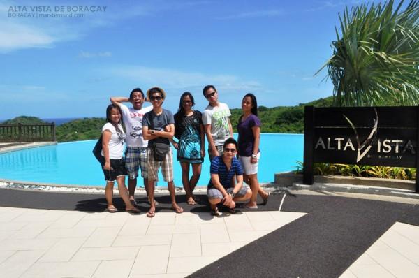 The Team at Alta Vista de Boracay