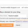 Beginner's Guide: How to Assign a Subdomain to your Blogger