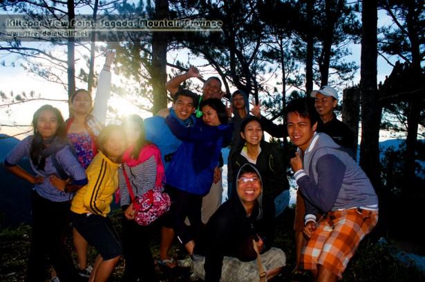 kiltepan viewpoint group pic