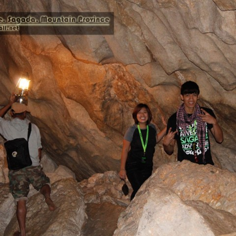 lumiang cave maan and arnel