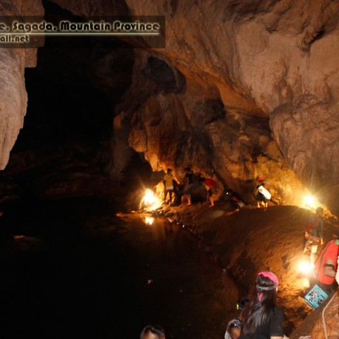 lumiang cave spelunking