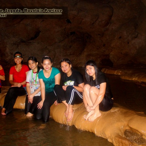 sumaguing cave lady spelunkers