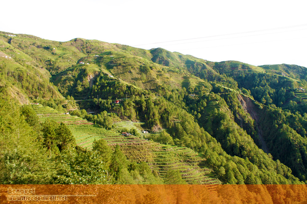 baguio benguet sagada highway