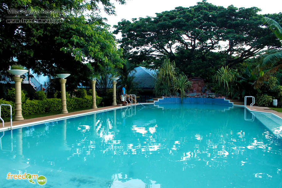 Villa Paraiso Resort's Swimming Pool