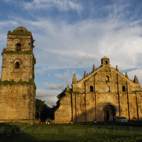 Church of San Agustin Paoay
