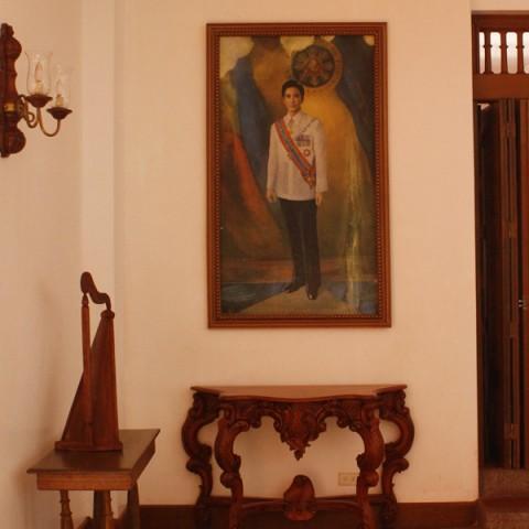 Portrait of Ferdinand Marcos