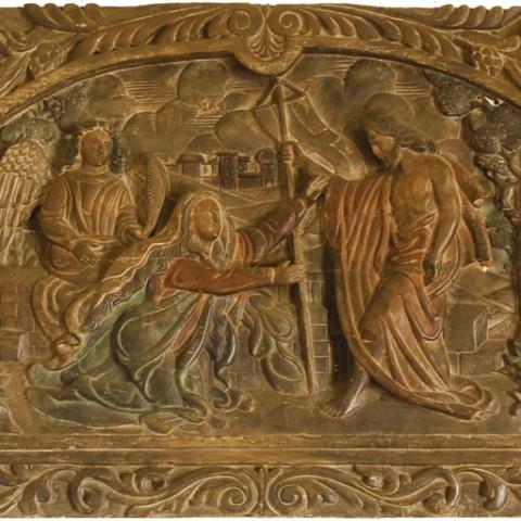 Sa Sala ng Bahay ni Padre Burgos