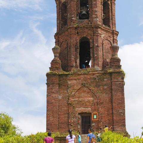 bell tower of santuario de nuestra senora de caridad