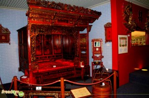 Chinese Traditional Bridal Bed