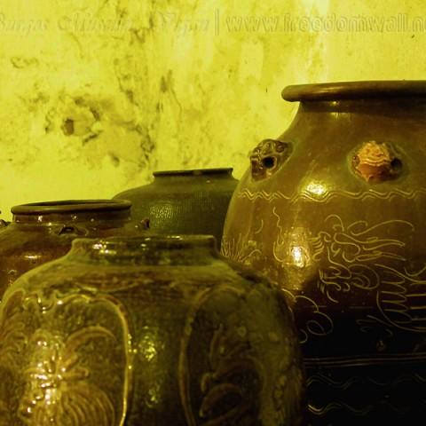 jars or tapayan