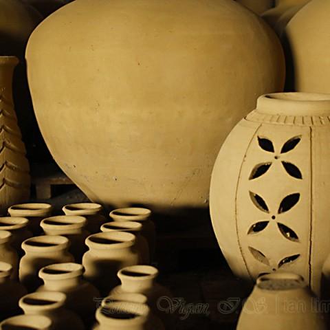 pottery vigan