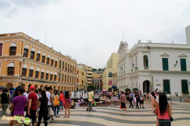 Senado Square (a.k.a Largo do Senado)
