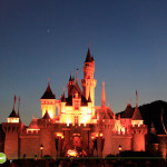 Shutter: Sleeping Beauty's Castle in Colors