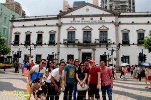 The Group at Senado Square