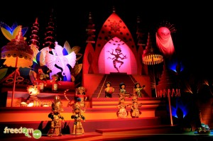 It's a Small World - India, Hong Kong Disneyland