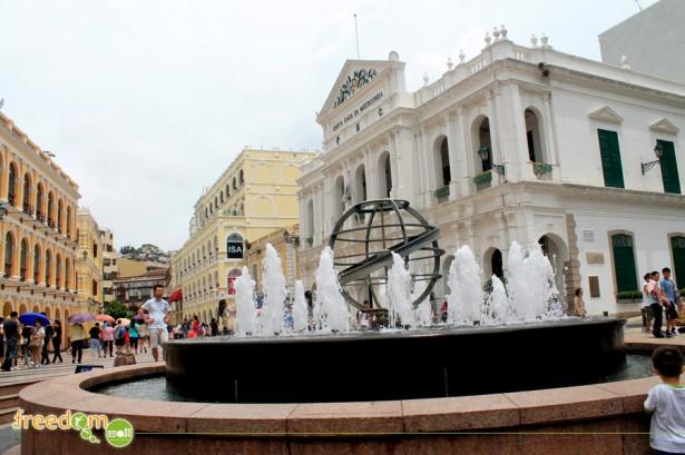 Leal Senado Macau