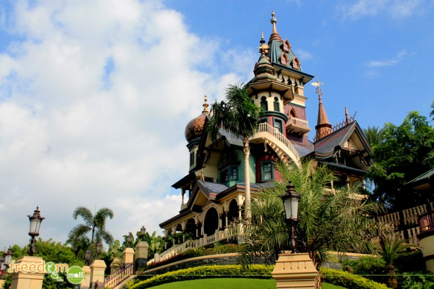 Mystic Manor, Hong Kong DisneyLand