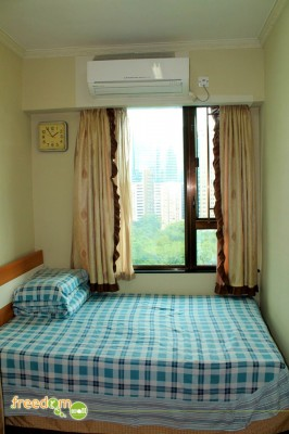 A room in H. K. Taisan Guest House