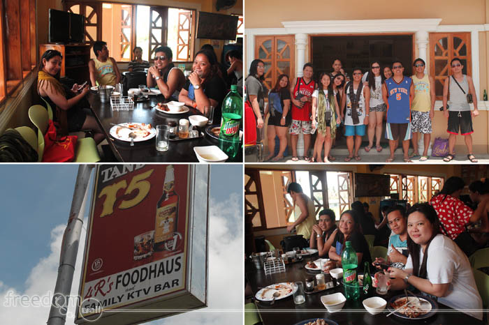 4 R's Foodhaus Camiguin