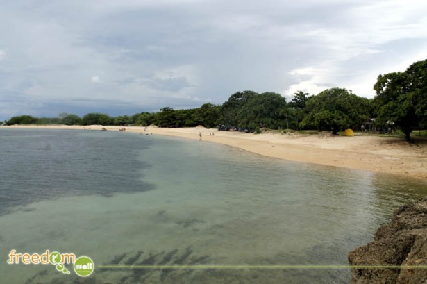 Burot Beach, Calatagan, Batangas