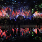Ayala Triangle Lights and Sounds: Jiggling to the Carol Rhythms