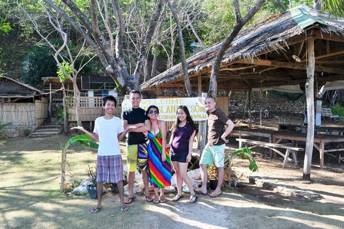 Banana Island Castaways