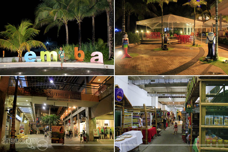 "Around embarcadero ""EMBA"" in Legazpi"