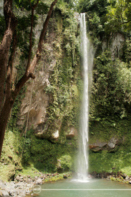 Magestic Katibawasan Falls