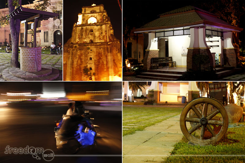 Around Laoag's Aurora Park and Ilocos Norte Provincial Capitol