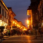 Vigan, More Elegant at Night