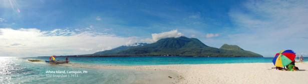White Island Panorama