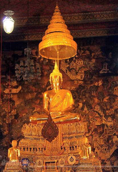 Wat Pho Phra Buddha Deva Patimakorn